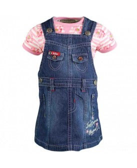 Robe salopette LEE COOPER +...