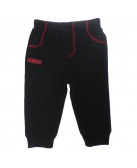 Panton de jogging noir