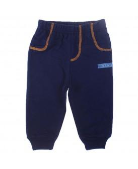 Pantalon de jogging bleu...