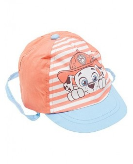 Casquette orange Pat...